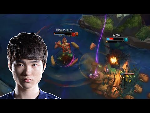 FAKER SOLOQUEUE PLAYS 2016 | (League of Legends)