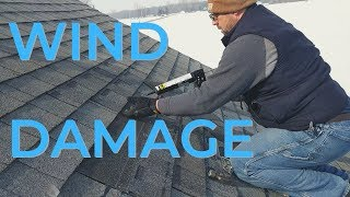 How to Repair Roof Shingles