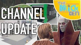 The Brick Den-Channel Update-19/12/2016