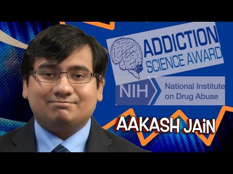 Addiction Science Fair Winner: Aakash Jain