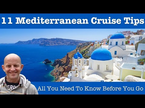 11 Mediterranean Cruise Secrets And Tips. What You Need To Know Before You Go!