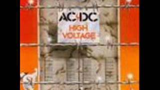 AC/DC - Little Lover - Live