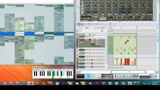 Reason 5 | Propellerhead | Hip Hop Chord Progressions | Rick Ross Maybach Music Style Beats Tips 2