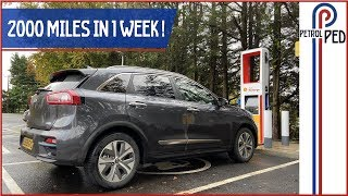 Living with the Kia E Niro - Is 2000 miles in an EV easy ?!