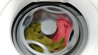 Teste de estabilidade Mini cesto  - Brastemp Double Wash 15 kg - BWD15