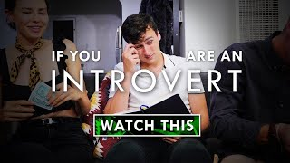 If Youre An Introvert - WATCH THIS | By Jay Shetty