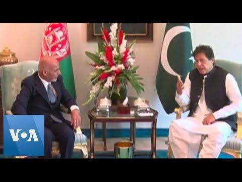 Download Pakistan President Arriving In Afghanistan