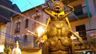 preview picture of video 'Fi de festa Trobada St. Julià de Lòria (28 juliol 2012)'