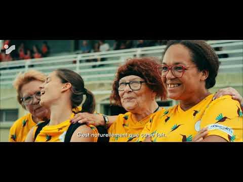 Musique publicité Intersport MonProjetSportif : Mamies Foot EP01    Juillet 2021