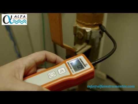 Detector de fugas de gas en instalaciones interiores de gas Snooper mini - Sewerin
