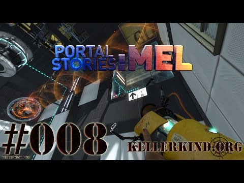 Portal Stories: Mel #8 – Suck it, Level! ★ Let's Play Portal Stories: Mel [HD|60FPS]