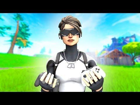 Fortnite Players Holding Xbox Controller Fortnite Free Logo Maker