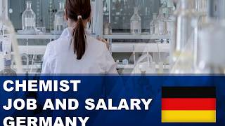 Chemist Salary in Germany - Jobs and Wages in Germany