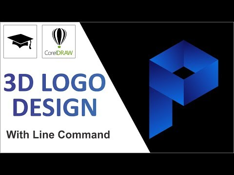 Download Best 3d Logo Design Coreldraw Tutorials Video 3GP Mp4 FLV