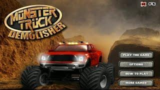 Monster Truck Demolisher / Racing Car Games / Monster Truck Games / Games for Children