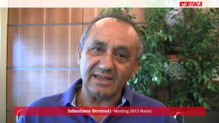 """Sebastiano Benenati racconta come è nato il libro """"Cielo D'Alcamo"""""""