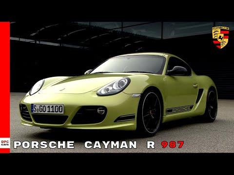 Porsche Cayman svorio netekimas