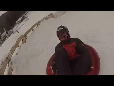 Snowtubing v Závažnej Porube - Opalisko  - © Pepe Ski and Snowboard School