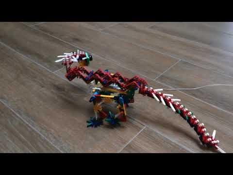 Knexosaurus Rex - C0045
