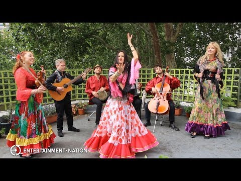 Gypsy Jarmarka - Live Traditional Band