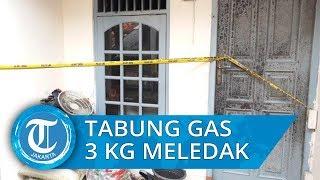 Lima Warga Alami Luka Bakar akibat Ledakan Gas 3 Kilogram