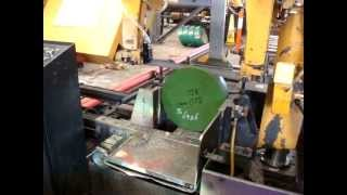 Ditch the coolant on your band saw.
