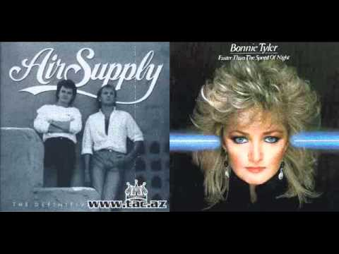 AIR SUPPLY & BONNIE TYLER - Making Love Out Of Nothing At All