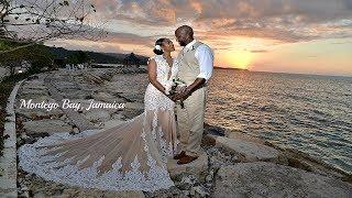 OUR JAMAICAN WEDDING💕DESTINATION WEDDING IN MONTEGO BAY