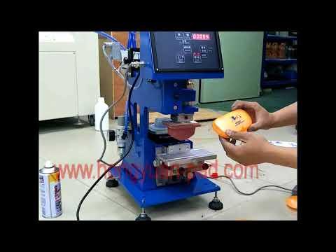 Eyeglasses Box Pad Printing Machine