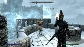 Skyrim HD Выживание Неприметное убежище Серия 23