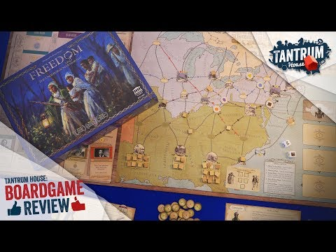 Freedom Board Game Review - Tantrum House
