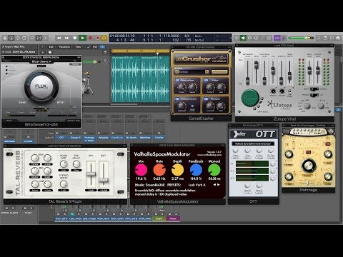 Top 7 Free Audio Mixing Plugins (Download) - Sean Divine   Home