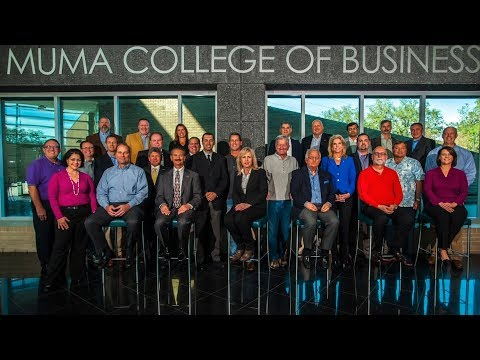 Muma College of Business: Doctor of Business Administration Program