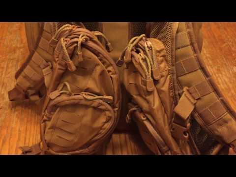 LA Police Gear Atlas 24 Tactical Backpack review - смотреть