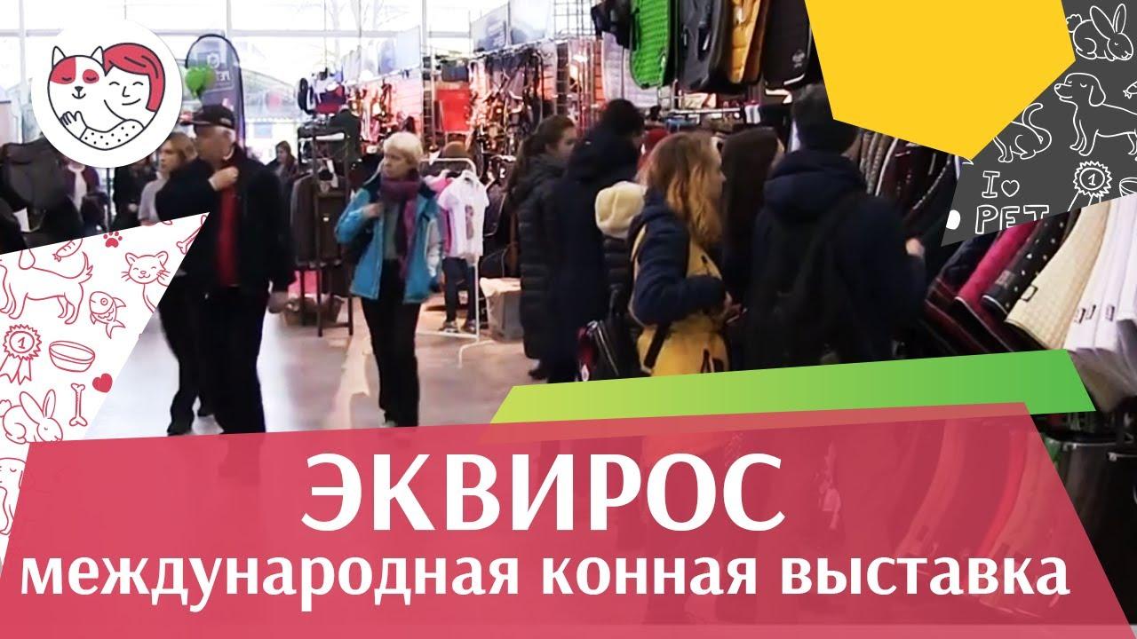 Международная конная выставка ЭКВИРОС на  ilikepet