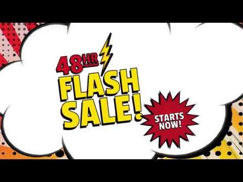 Flash Sale - 2019