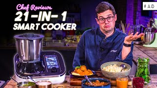 A Chef Tests a 21-IN-1 SMART COOKER | SORTEDfood