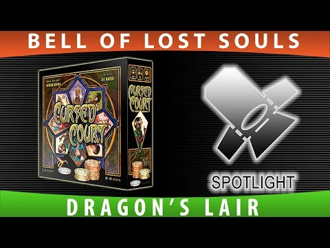 Tabletop Spotlight | Cursed Court