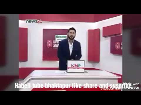 Ravi Lammichhane talks about Paras khadka l News 24 Television