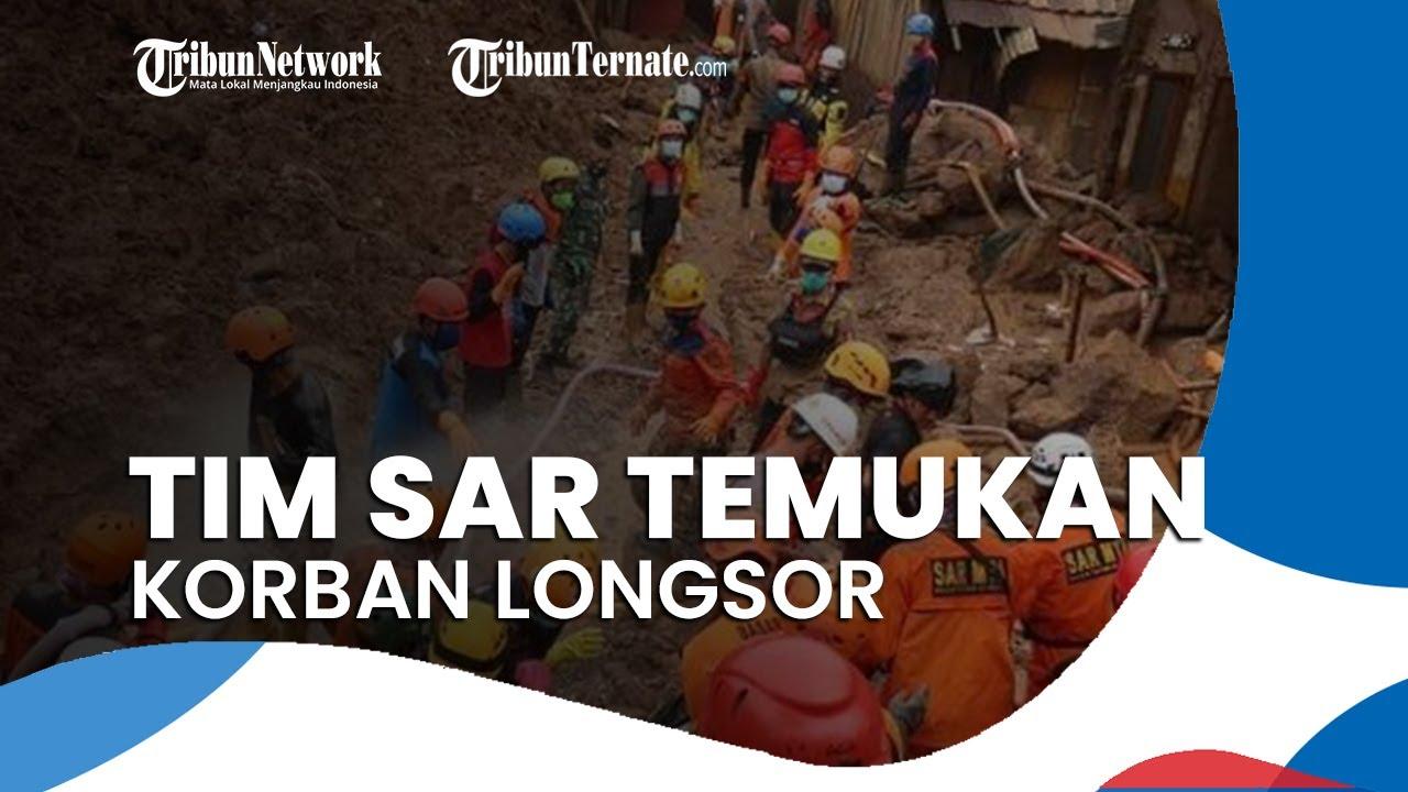 Tim SAR Temukan Korban Longsor Sumedang, Total Jumlah Meninggal akibat Longsor 28 Orang
