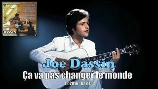 Joe Dassin   Ça Va Pas Changer Le Monde (Karaoke)