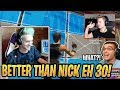 """Ninja Reacts to the FASTEST Editor """"Symfuhny"""" in Fortnite! - Fortnite Best and Funny Moments"""