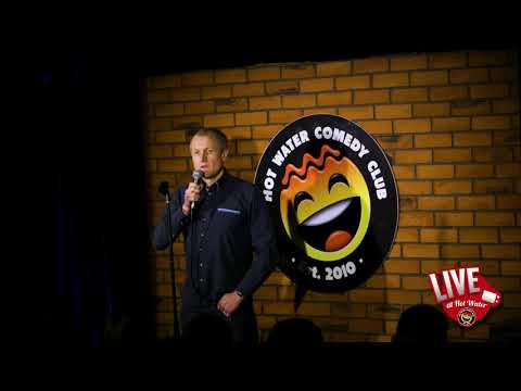 Stephen Cookson | One Liner Comedian