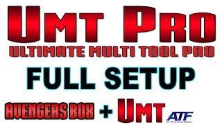 UMT PRO UMT versi 2 dongle plus kabel multiboot