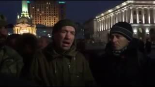 Учасники акций в Киеве рассказали, зачем они сегодня вышли на Майдан