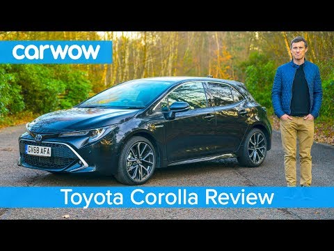 External Review Video Y0tcDV_50hk for Toyota Corolla Hatchback, Sedan, & Touring Sports (12th gen, E210)