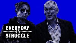 Everyday Struggle - Young Thug Sends Us a Snake, Lyor Shuts Down Rich the Kid & Talks Biz