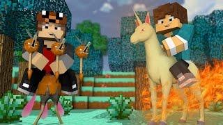 Minecraft: PokeRace - Pokemon Mais Rápido Do Mundo !! #02