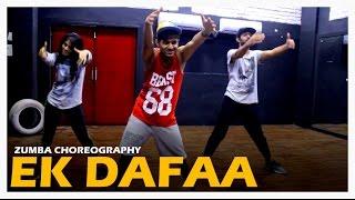 Ek Dafaa - Arjun |  Chinnamma I Zumba choreography I Vicky & Aakanksha