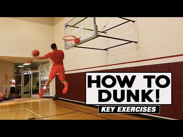 How To Dunk   Key Exercises   The Lost Breed